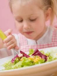 alimentação infantil saudavel
