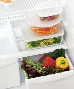 Como conservar hortaliças e frutas