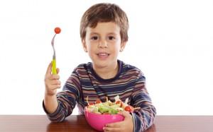 Alimentação saudavel na infancia e adolecencia