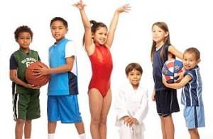 Atividade física para crianças e adolecentes